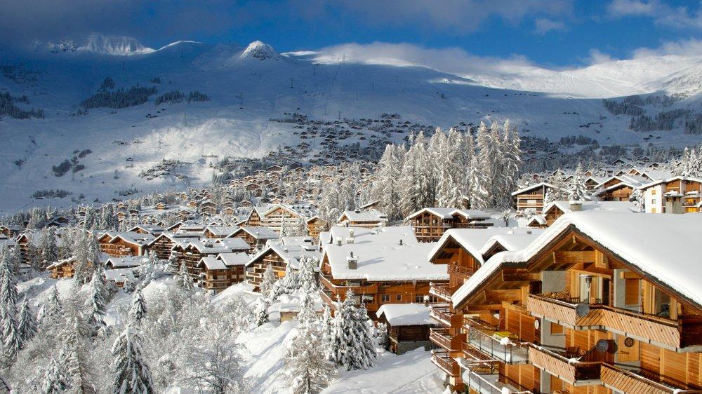 Les clients de la station de Verbier pourront profiter d'un rabais de 15% dans de nombreux domaines, de la réservation d'appartements ou de chalets jusqu'au matériel de ski.     CHRISTIAN HOFMANN/A