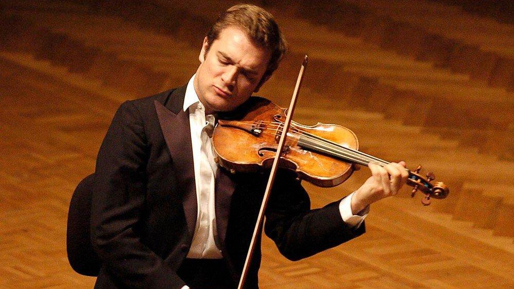 Le célèbre violoniste français Renaud Capuçon se produira à Porrentruy le 23 septembre.      ARCHIVES RICHARD LEUENBERGER