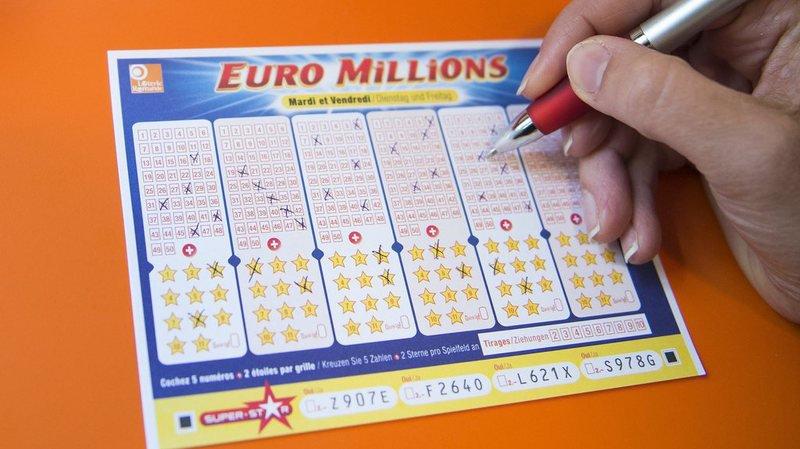 Cagnotte de l'Euro Millions intacte