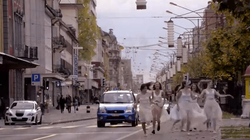 Le dernier clip du rappeur jurassien Sim's a été entièrement tourné à La Chaux-de-Fonds, par le réalisateur Alain Margot.