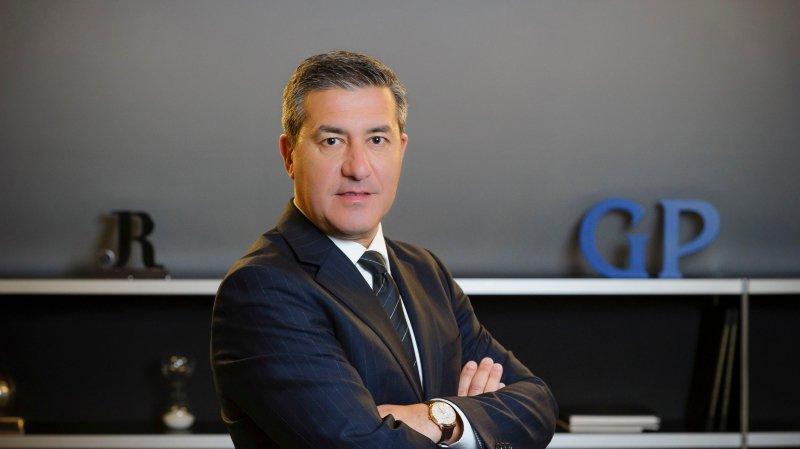 Antonio Calce en 2015.   SP