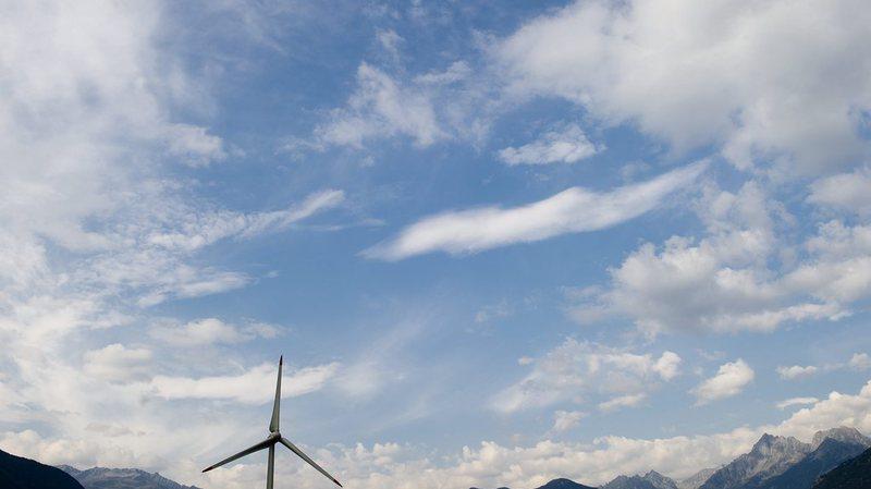 La construction d'éoliennes devrait être prochainement autorisée dans les forêts suisses.