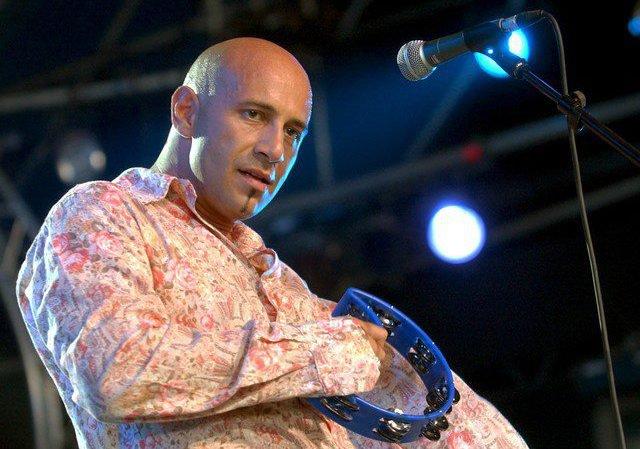 Frédéric Franchitti et Astonvilla (ici lors du Paléo à Nyon) se produiront le 29 mai au Corn'Rock Festival de Cornaux.