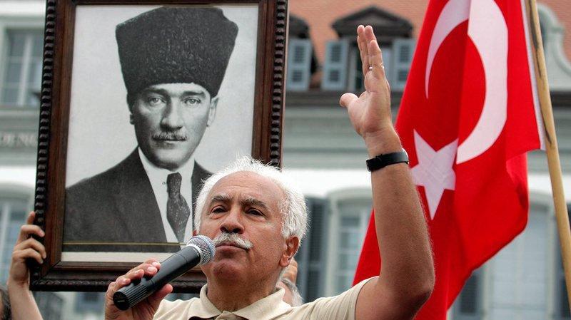 La Suisse avait condamné le président du Parti des travailleurs de Turquie pour discrimination raciale