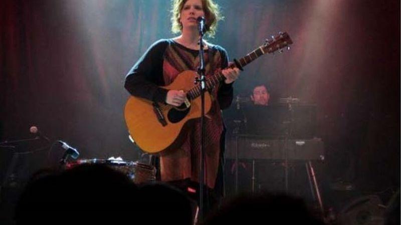 Olivia Pedroli en concert à 16 heures 15