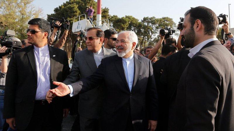 Nucléaire iranien: Washington et Bruxelles préparent la suspension des sanctions
