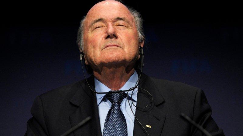 C'est au tour de Coca Cola et de Mc Donald's d'exiger le départ du président de la Fifa.